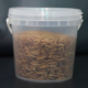Factory MOQ Small Wholesale Bird Food Freeze Dried Mealworm