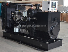 Global Service Electric Start Lovol Power 100kva diesel generator