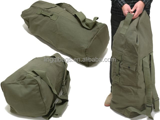 Rothco Heavyduty Top Load Canvas Military Duffle Bag - Buy Military ... d28151b52aa11