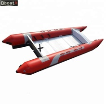(CE) 2018 Newest Model Aluminum Thundercat Boat