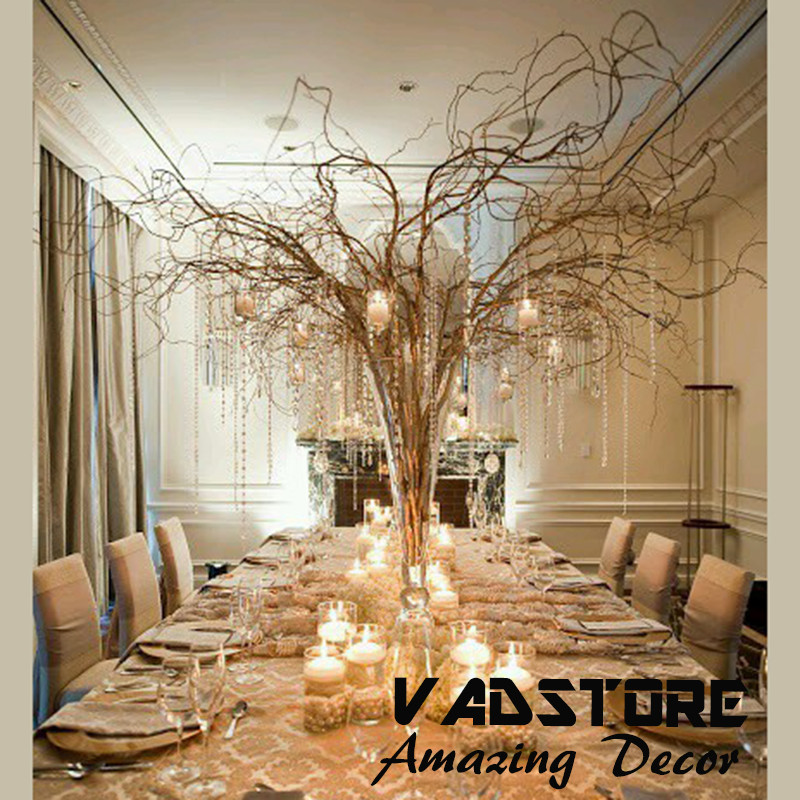 5ft naturial brown willow branches wedding table centerpiece hotel rh alibaba com