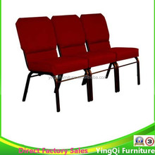Factory Price Stackable Church Chairs for Sale