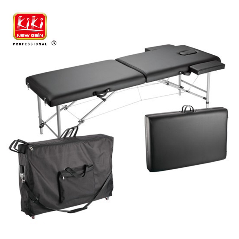 Kiki Newgain With A Bag Wheels For Choice Portable Style Massage Table Folding Bed View Oem Odm Product Details From