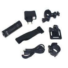 F10290 HD 30FPS Waterproof Sport Action Camera Camcorder Bicycle Driving Helmet Car DVR F9 M500 + Freeship
