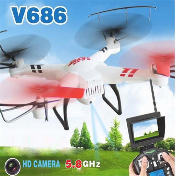 WLtoys V686G FPV Headless Mode RC Quadcopter With 2MP Camera