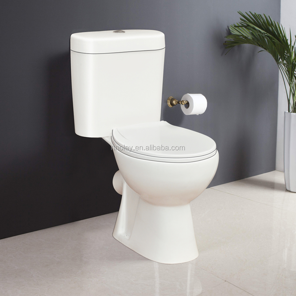 Ceramic Luxury Sanitary Ware Decorated two piece toilet WC for Dubai,ceramic toilet price OLT-02302X