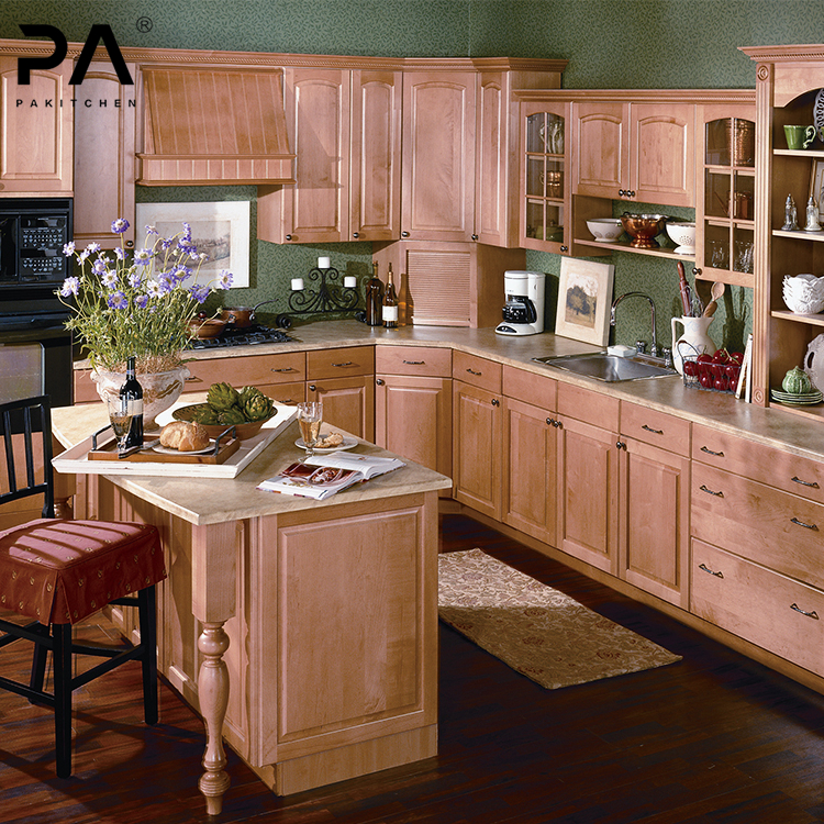 Free Standing Kitchen Units Solid Wood Shaker Kitchen Units Designs - Buy  Free Standing Kitchen Units,Solid Wood Shaker Kitchen,Kitchen Units Designs  ...
