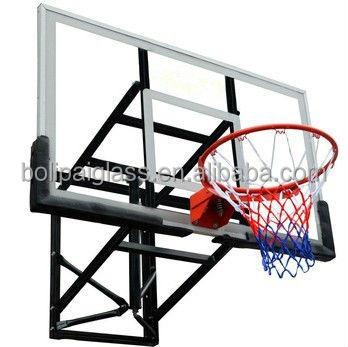 Wall Mounted Adjustable Basketball Hoops/stand/pole,Indoor Wall ...
