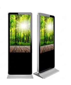 2018 hot sale with factory direct sale advertising display floor standing lcd player Digital Signage Kiosk