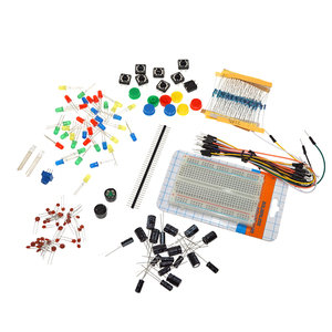 Passive / Active buzzer learning kit electronic components supplies china