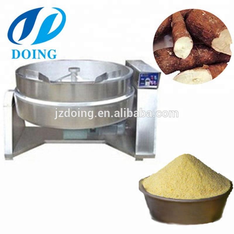 Nigeria Popular Promotional Price Garri Processing Plant Cassava Garri  Fryer - Buy Garri Processing Plant,Cassava Garri Fryer,Garri Product on