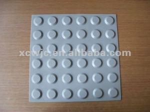 rubber tactile indicator mat