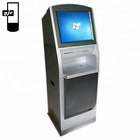 24 inch Information Touchscreen Kiosk with Capacitive Screen/ building information kiosk