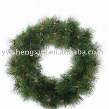 Christmas Ring.Needle Garland Christmas Ring Christmas Wreath Galand Christmas Tree Ring Buy Artificial Christmas Tree Wreath Ring Product On Alibaba Com