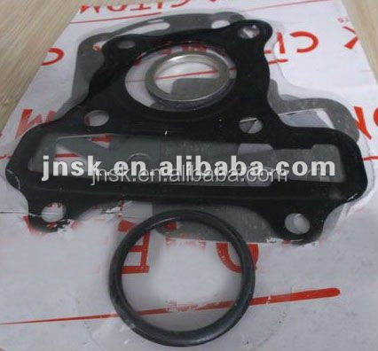 Scooter racing cylinder full gasket set scooter spare parts