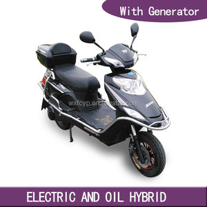 2 stroke mini sport electric motorcycle with chopper 50cc