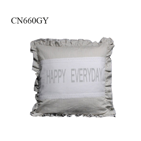26 x 26 cm custom grey decorative cushion covers replacement cushion cover for chair
