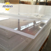 Jinbao 4x6 ft 8mm 10mm plexiglass perspex unbreakable acrylic sheet