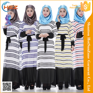 Zakiyyah-MD1008 high quality abaya ajman Jalabiya style abaya indonesia wholesale abaya islamic clothing