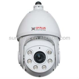D1 Cost-effective IR PTZ Dome IP Camera 11