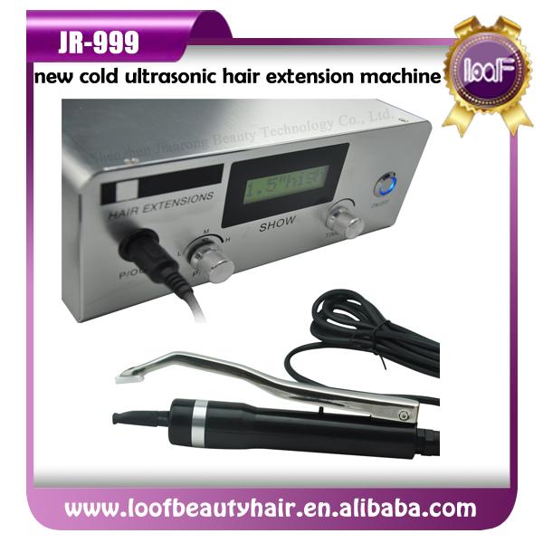 Newest Loof Clod Ultrasonic Hair Extension Machine Lcd Hair