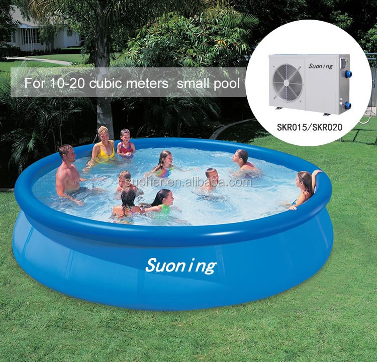 China manufacturer good quality swimming pool heat pump for Swimming pool manufacturers