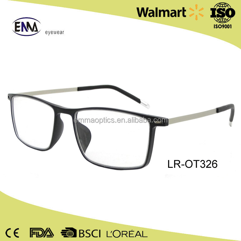 2017 fashion design spectacles TR90 optical frames