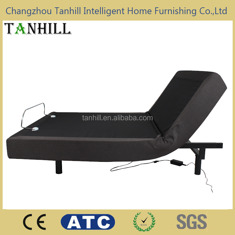 Modern luxury king size adjustable massage beds for sale