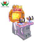 Fruits Battle 2 players second generation arcade shooting gun game machine