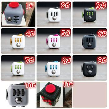 Wholesale Fidget Cube Relieves Stress And Anxiety For Children2017 Retro Toy Troll Info
