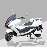 2017 new 2000w electric scooter/motorcycle with solid pedal for adult
