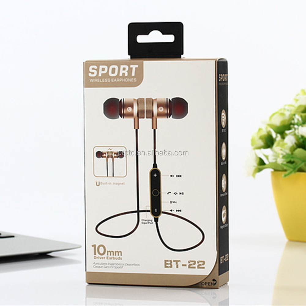 Low Price China Mobile Phone Best Sports Earphone Earbud Wirless Bluetooth Headphone with Mic Enjoy Music and Hands-free Phone