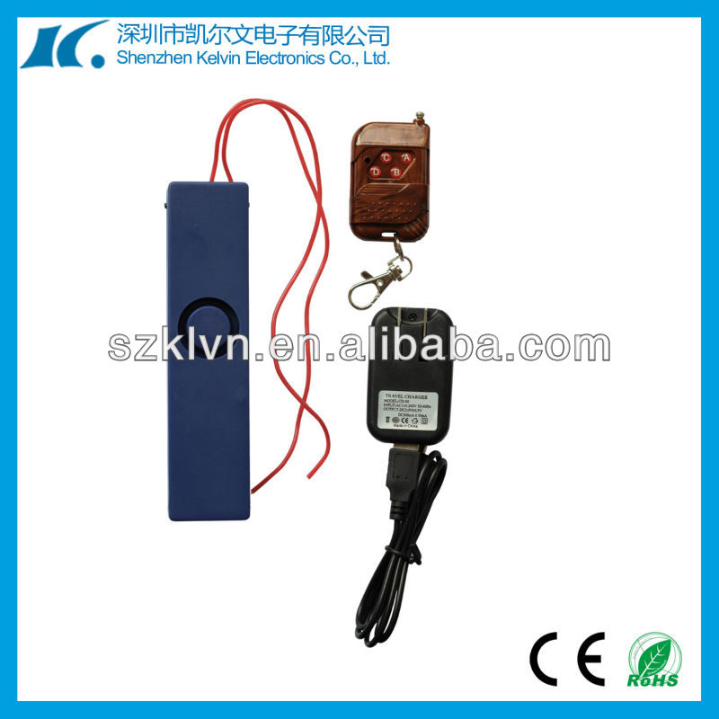New type 1-channel 4.3v high-voltage wireless personal anti-lost alarm KL-XB01