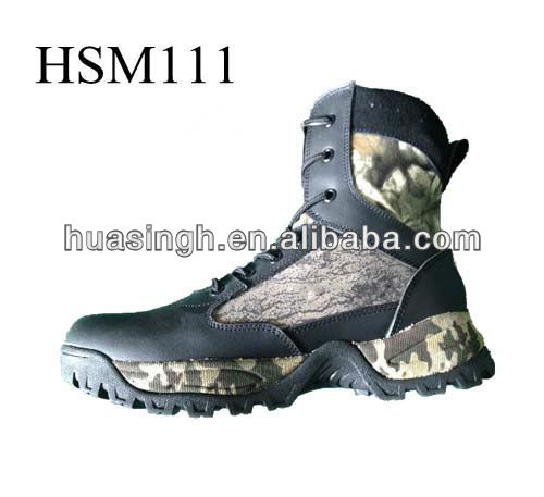 novel designer newest arrival wholesale army weapon tactical camouflage boots