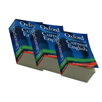 Guangzhou Manufactured China Printing Factory oxford english dictionary