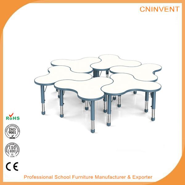 Belle forme durable cadre en acier enfants mobilier de for Ensemble mobilier chambre
