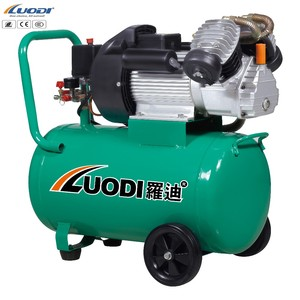 best choice small 220V 3hp 50L portable piston direct driven air compressor for sale