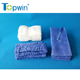 Disposable sterile pre-washed 100% cotton surgical lap pad sponge
