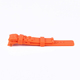7 8 20 22mm extensible silicone rubber quick release watch band waterproof custom silicone watch strap