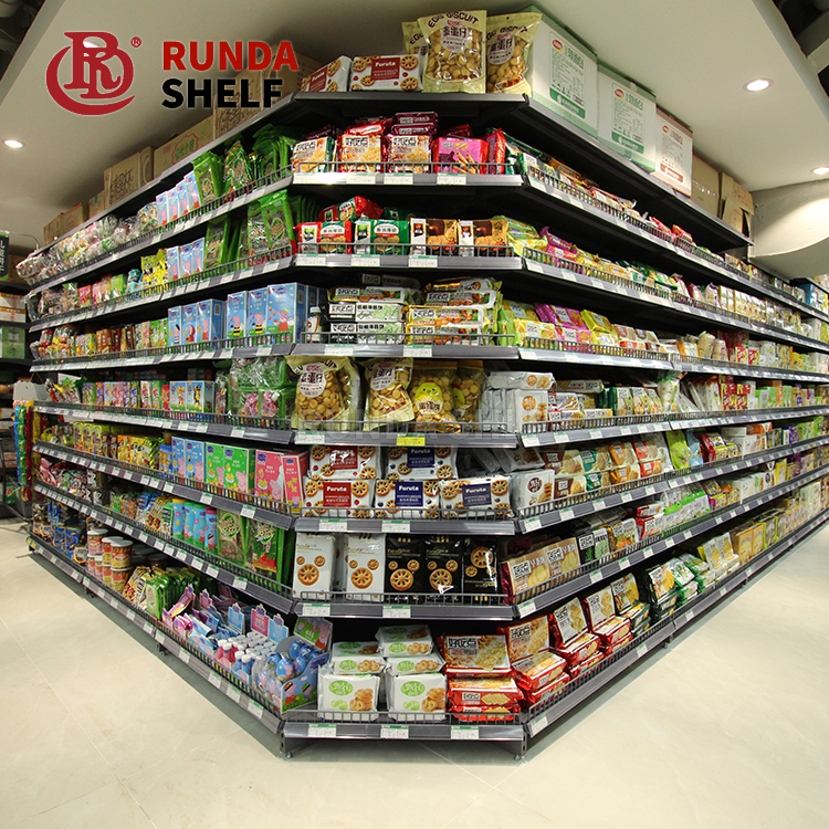 supermarket stopper exhibition shelf spray can display rack