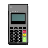 Mobile POS machine Handheld MPOS Bluetooth Mini POS Terminal with SDK