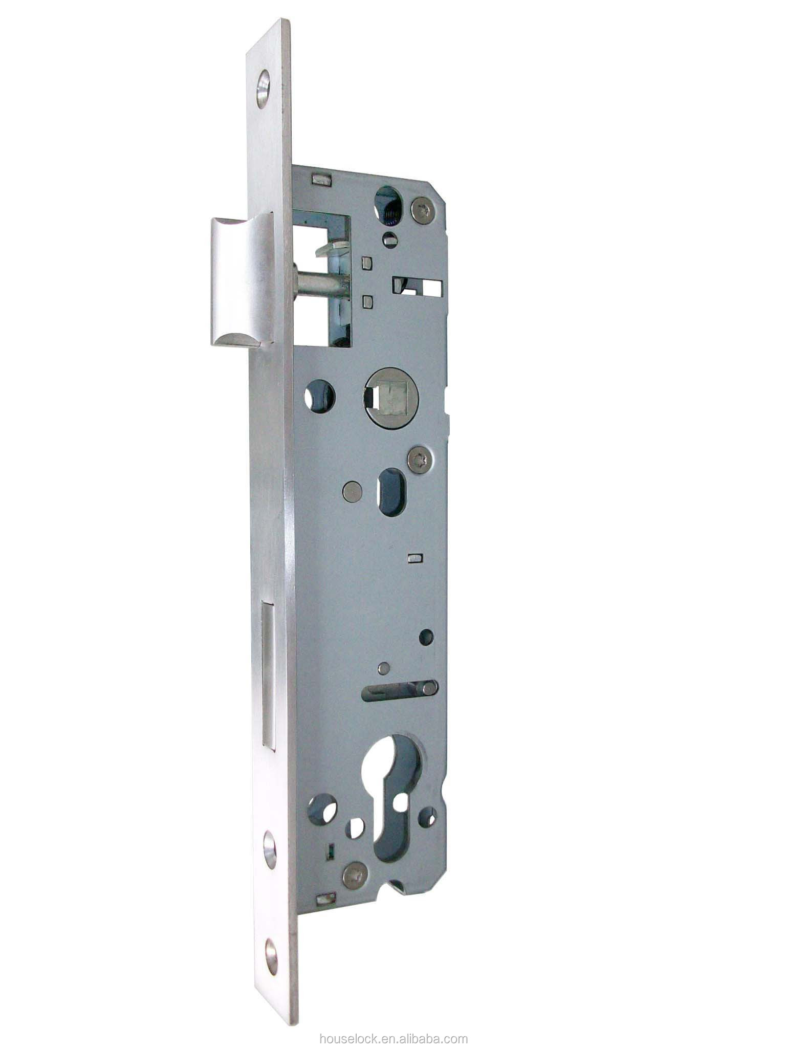 Euro Style Fireplace Stainless Steel Narrow Modern Mortise