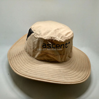 Promotional Embroidered Logo Bucket Hat Custom Design Fisherman Hat And Caps