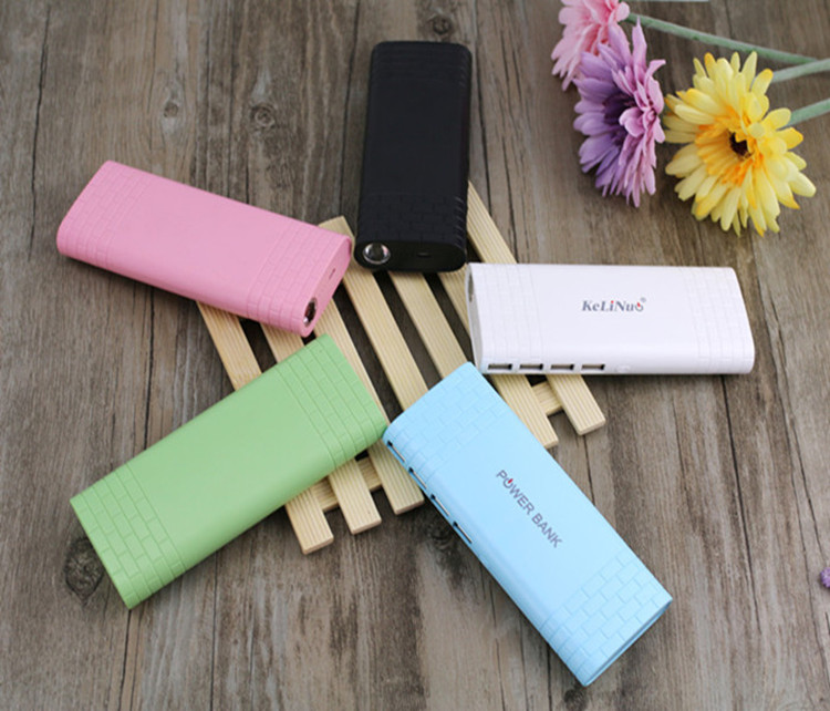 Wholesale Good Price 3 USB Ports Power Bank, 10000mAh power bank, mobile power supply