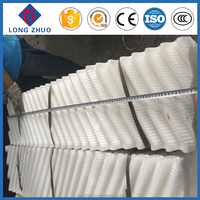 Import PP cooling tower film, PP plastic sheet manufacture