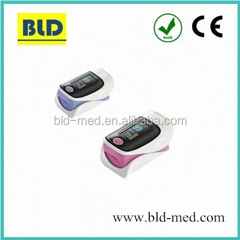 Low Power consumption Adult finger pulse ox for sale