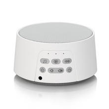 Compact Mini Multifunctionele <span class=keywords><strong>Witte</strong></span> Ruis Generator Sleep Sound Machine voor Baby