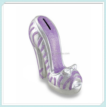 high heel shoe piggy bank coin bank buy high heel shoe