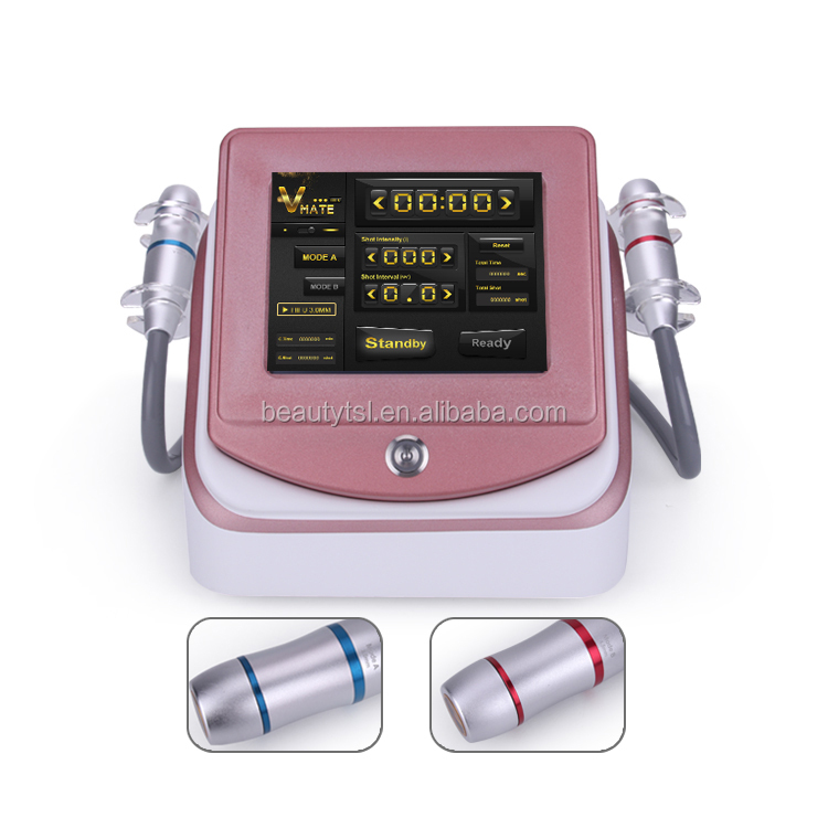 Hottest Professional Vmate HIFU High Intensity Focused Ultrasound HIFU Machine For Wrinkle Removal