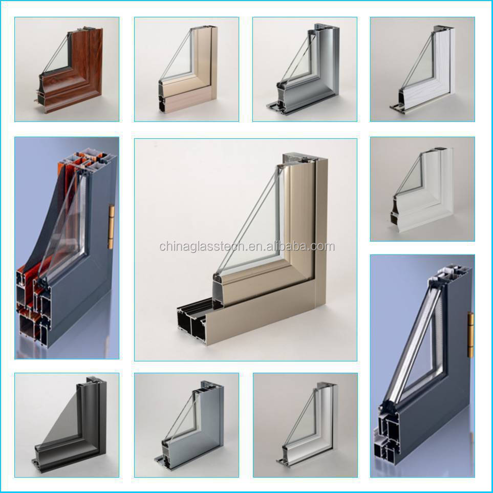 Aluminum Alloy Frame Easy Installment Cheaper Price Vertical ...